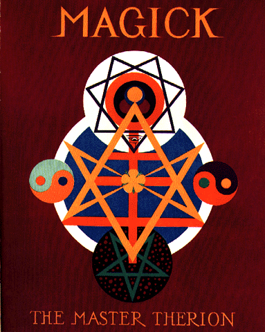 «Magick in theory and practice». Master of Therion (Aleister Crowley).